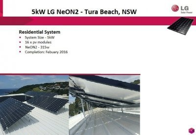 Pacific Solar - 5kW Residential – Tura Beach, NSW