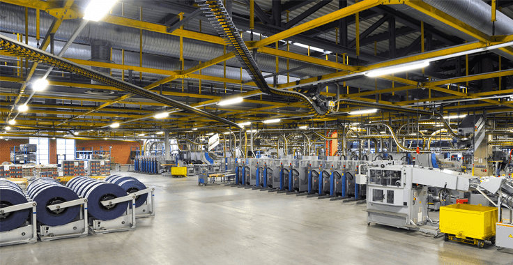 Commercial Solar For Printing Facilities