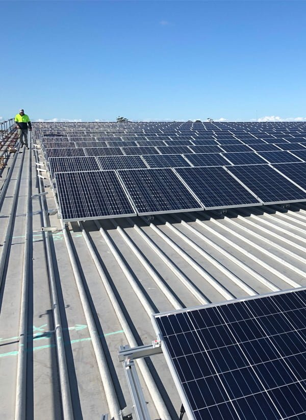 Pacific Solar For Commercial Solar Installation