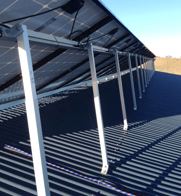 Commercial Solar Technology