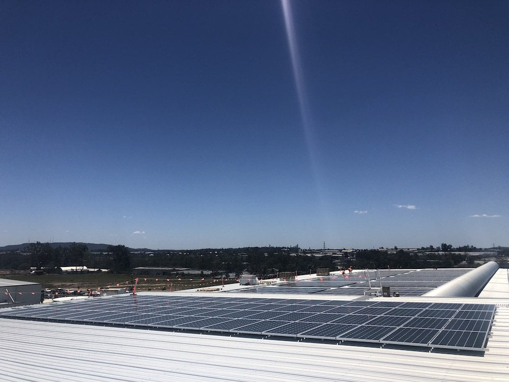 commercial solar installation melbourne