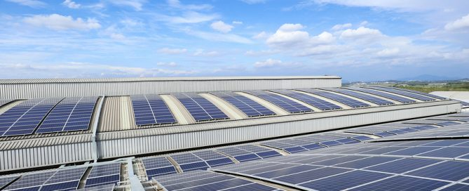 Commercial roof solar melbourne
